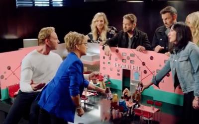 90210 Peach Pit Commercial