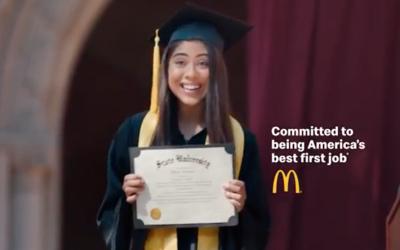 Macdonalds Maria Commercial
